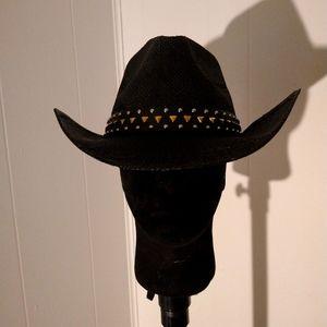MENS STRAW HAT